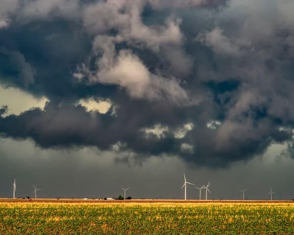 High Plains Wind Art | Jim Livingston Art