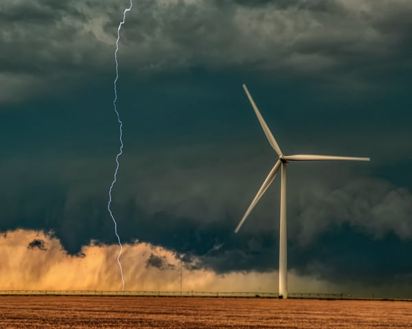 Big Wind Art | Jim Livingston Art