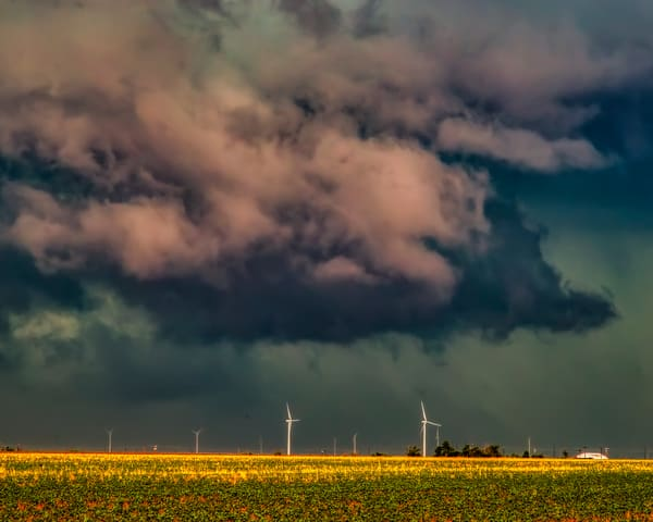 Texas Sky Art | Jim Livingston Art