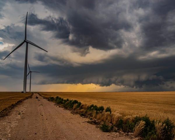 Road And The Wind Art | Jim Livingston Art