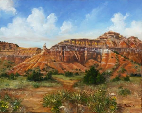 Canyon Capitol Art | Marsha Clements Art