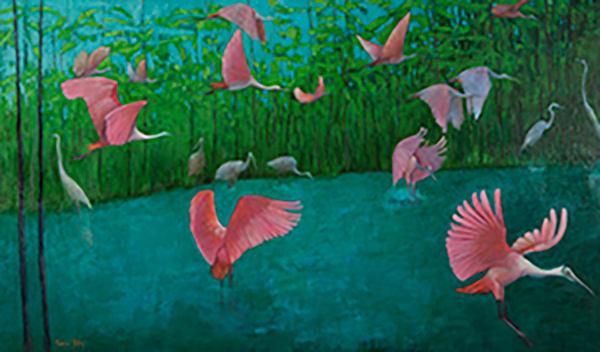 Laguna Art | Andrea kelly Fine Arts