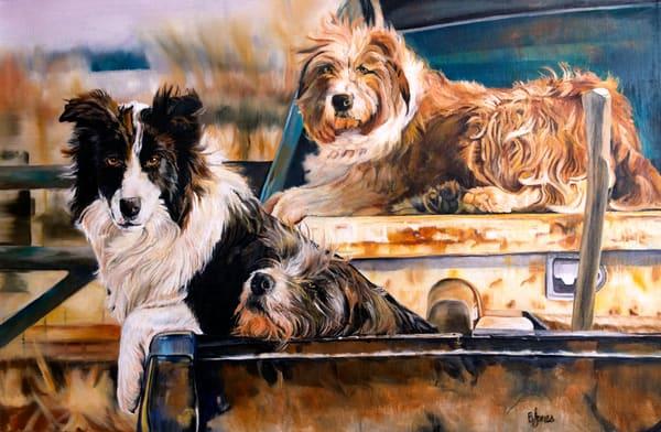 Waiting On Orders Art | Jones Family Art