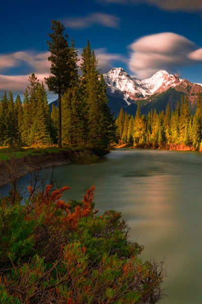 Bow River - Lazy Flow