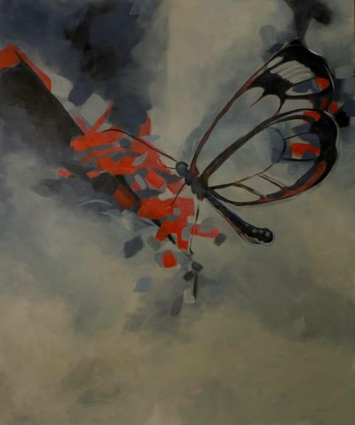 Glass Butterfly, Original Art | Gallery Row