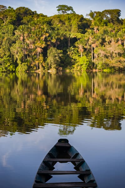 Up a river without a paddle
