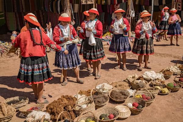 The yarn market