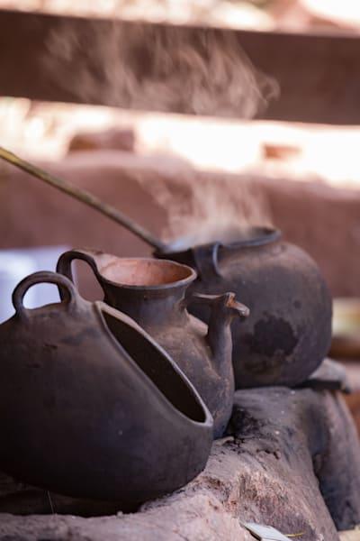 Smoking kettles