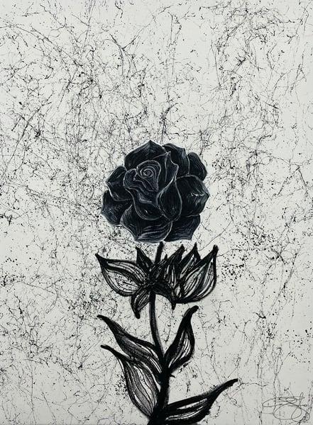 Black Rose Art | Anthony Joseph Art Gallery