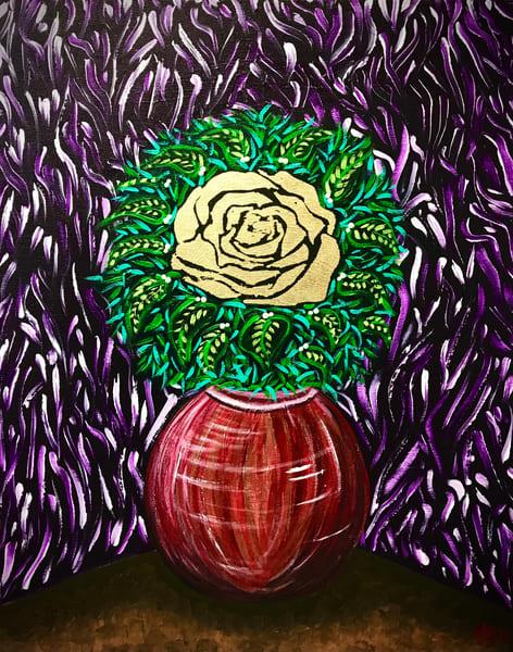 Golden Rose Art | Anthony Joseph Art Gallery