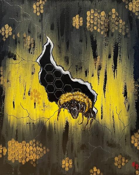 Queen Bee Art   Anthony Joseph Art Gallery