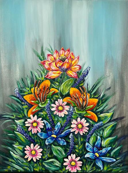 Spring Medley Art | Anthony Joseph Art Gallery