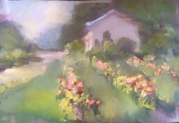Country Cottage Art | Bkern Fine Art