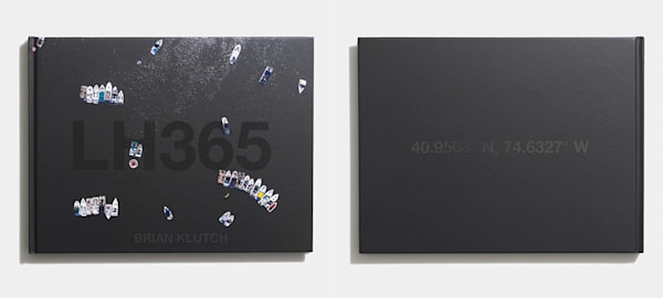 Lh365 The Book Now Shipping | Brian Klutch Photography