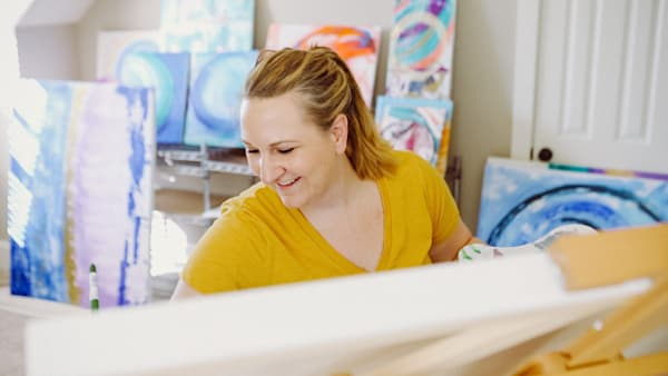Custom Painting Commissions By Heather Eck | Heather Eck Artist LLC