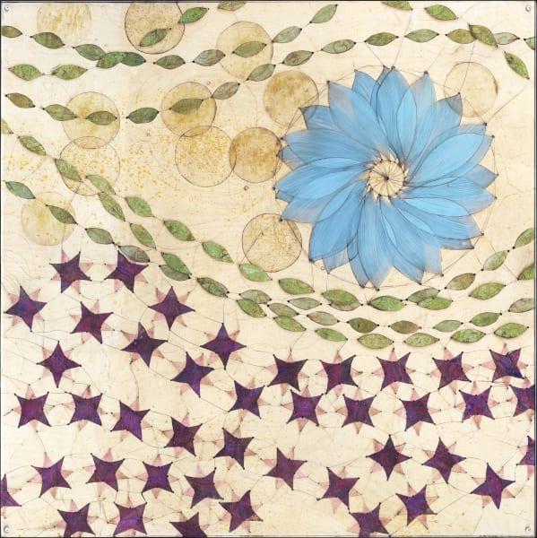 The Multi Verse 2 Art | Karen Sikie Paper Mosaic Studio
