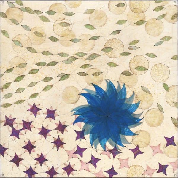 The Multi Verse 3 Art | Karen Sikie Paper Mosaic Studio
