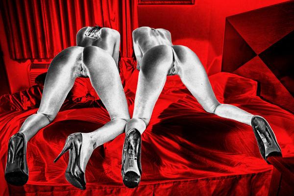 Red Dreams 7 Art   Gaspar Marquez