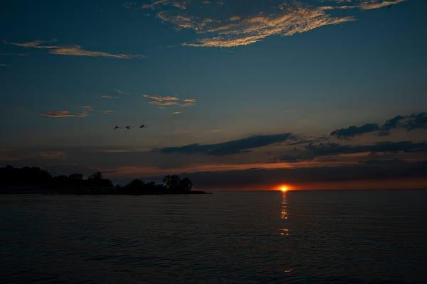 Sunset From Hamlin Beach Photography Art | RAndrews Photos