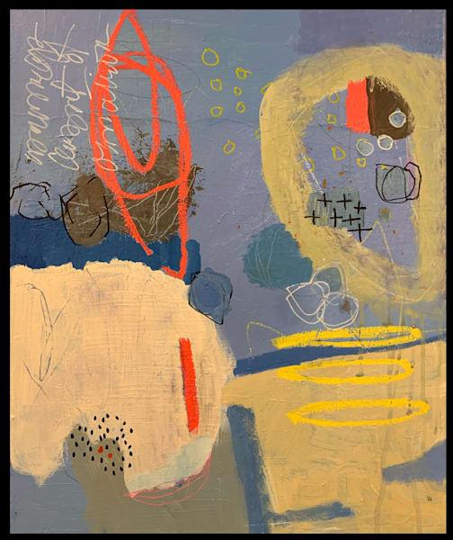 Abstract Study Iii Art | Julie Brown Art