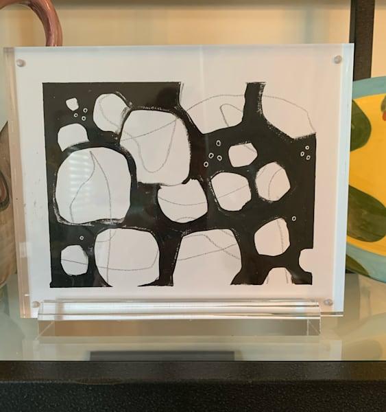 Black & White Study Ii Art | Julie Brown Art
