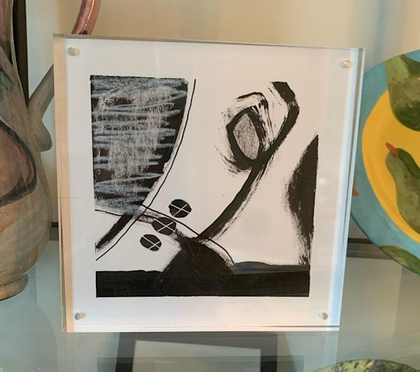 Black & White Study Iii Art | Julie Brown Art