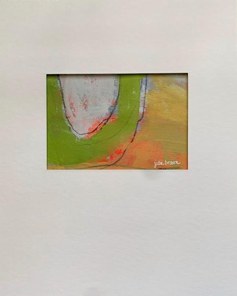 Lime I Art | Julie Brown Art