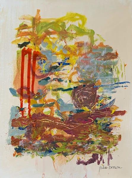 Abstract Study I Art   Julie Brown Art