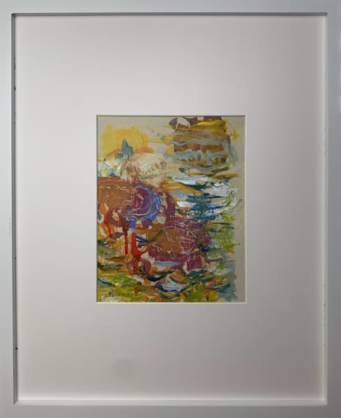 Abstract Study Ii Art | Julie Brown Art