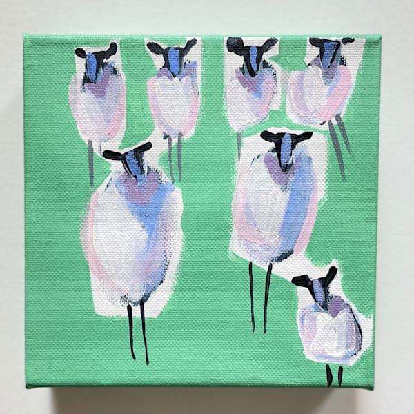 Mini Sheep Greenwood  | Lesli DeVito