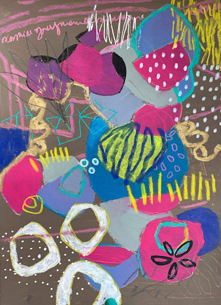 Under The Sea Art | Julie Brown Art