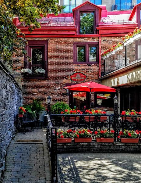 An Almost Hidden Oasis, Montreal Photography Art   Photoissimo - Fine Art Photography