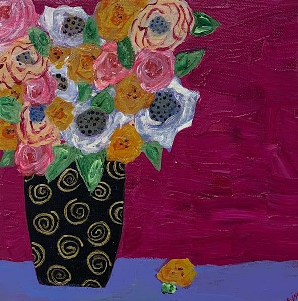 Bouquet Art   Friday Harbor Atelier