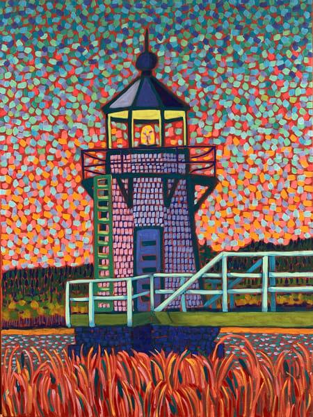 Maine, landscapes, paintings, art, prints