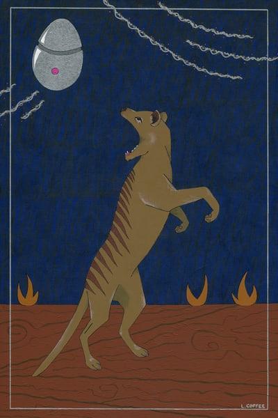 The Wonderful Weirdness Of Oz Art | Laura Coffee