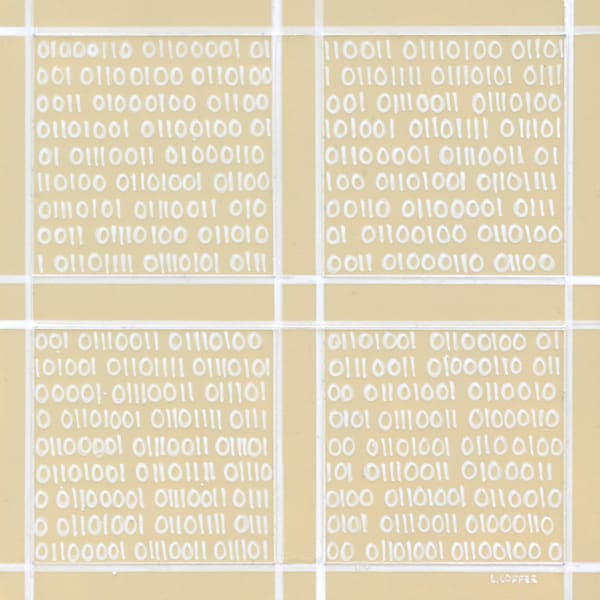 Adjective: Fastidious Art | Laura Coffee