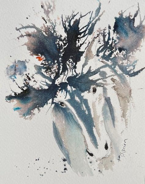 Shake It Off Art | Color Splash Ranch