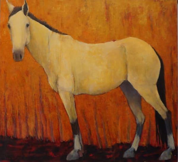 Buckskin Art | Andrea kelly Fine Arts