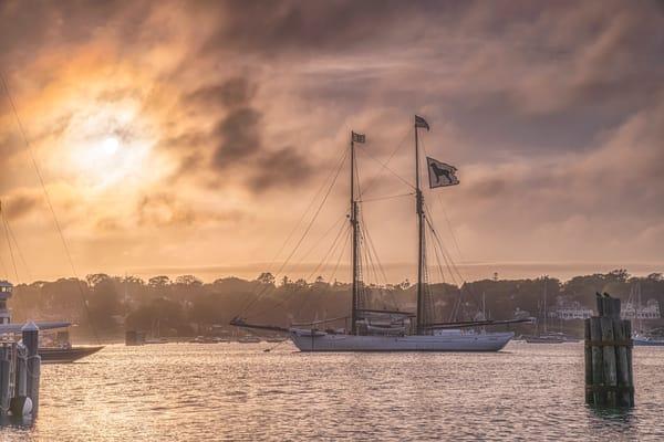 Alabama Harbor Fog Art   Michael Blanchard Inspirational Photography - Crossroads Gallery