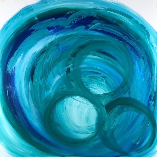 Into The Abyss Art | Heather Eck Artist LLC