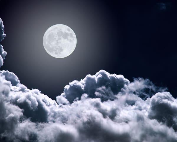 Moon Glow Art | Jim Livingston Art