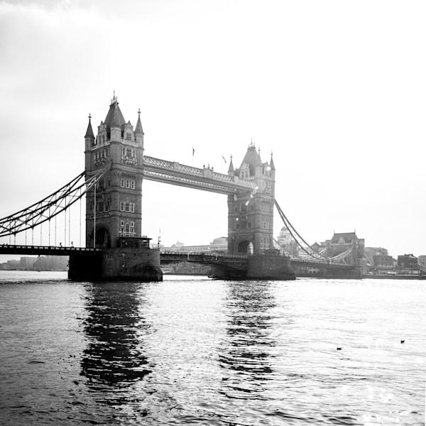 London Bridge Reflections  Photography Art | Visual Arts & Media Group Corporation