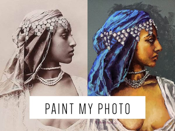 Paint My Photo