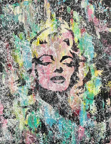 Marilyn Art   Anthony Joseph Art Gallery