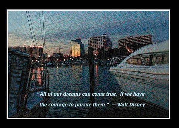 Mini Mat Dreams True Photography Art | It's Your World - Enjoy!