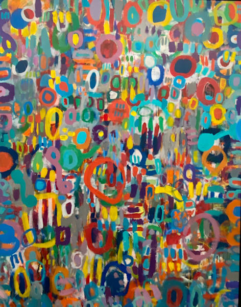 Before You Stole My Joy Art | Abstraction Gallery by Brenden