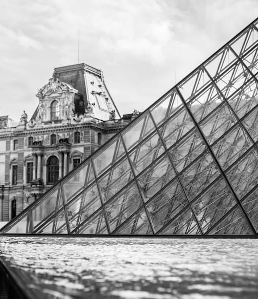Meet Me At The Louvre  Photography Art | Visual Arts & Media Group Corporation