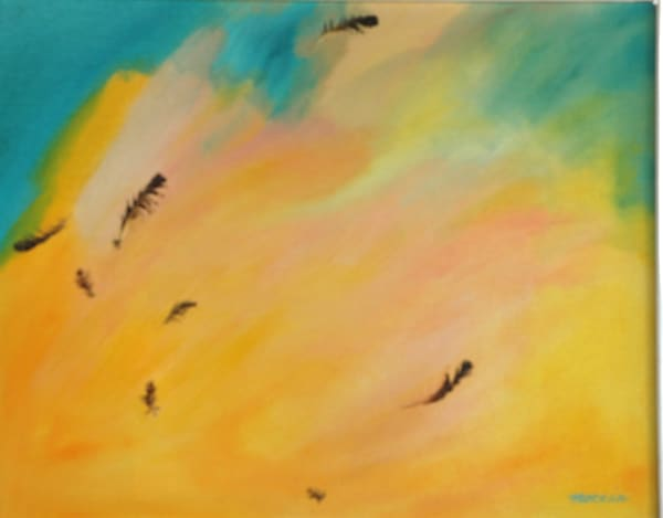 Gifts From The Sky Art | Wild Ponies creations