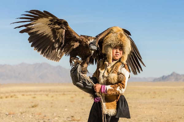 Eagle Child Photography Art   Katrina Martlew