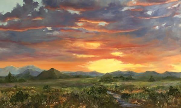 God's Glory Art | Marsha Clements Art